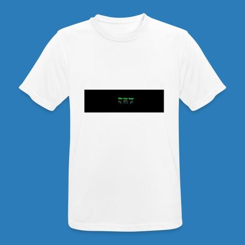 tetete-png - Herre T-shirt svedtransporterende