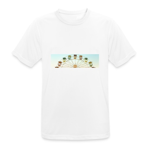 header_image_cream - Men's Breathable T-Shirt
