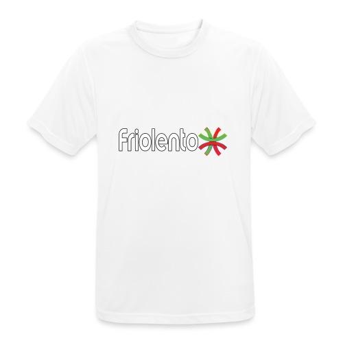 Friolento - Andningsaktiv T-shirt herr