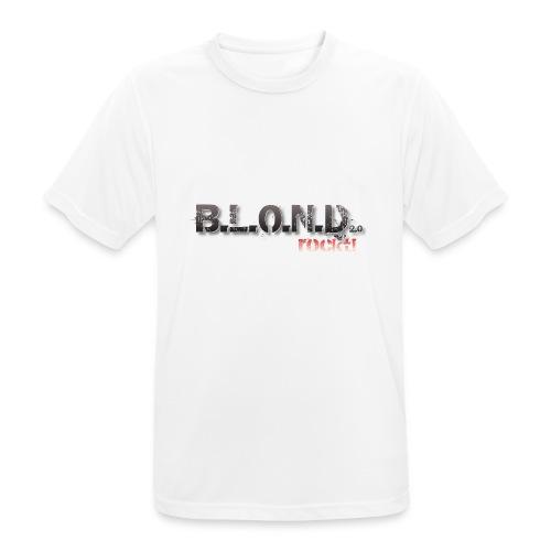 Logo 7000px png - Männer T-Shirt atmungsaktiv