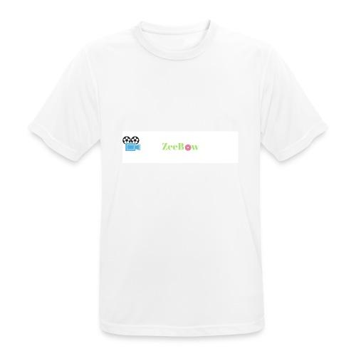 T-Shirt - Herre T-shirt svedtransporterende