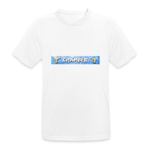 Chamber - Maglietta da uomo traspirante