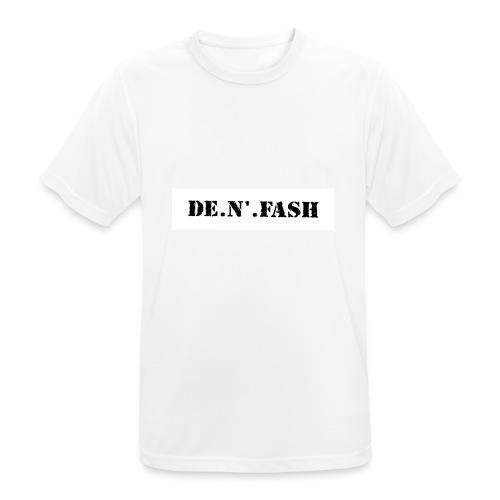 T-shirt premium homme - T-shirt respirant Homme