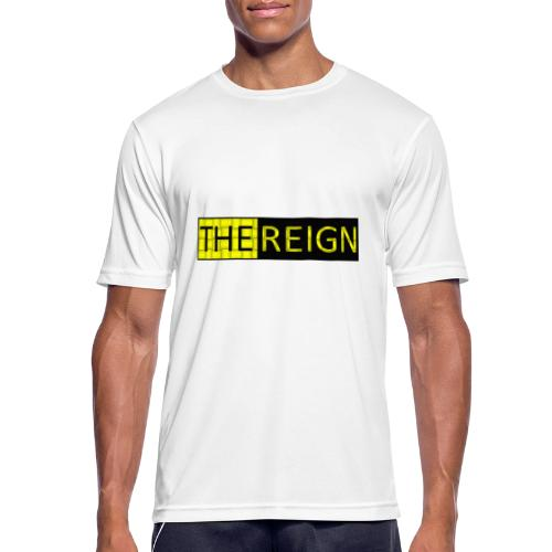 theREIGN Logowear - Men's Breathable T-Shirt