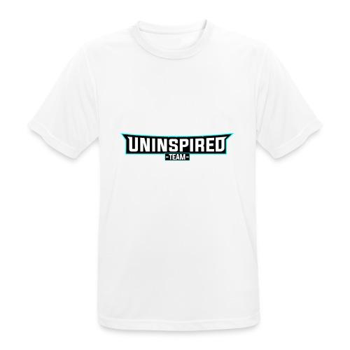 Team Uninspired - Männer T-Shirt atmungsaktiv