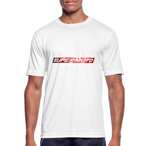 Supermoto Generation Hoodie - Männer T-Shirt atmungsaktiv