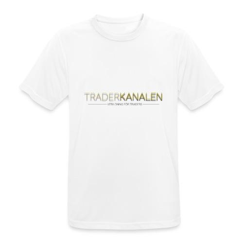 Traderkanalen BRAND - Andningsaktiv T-shirt herr