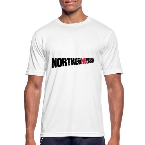 nd badg 2vari perspective - miesten tekninen t-paita