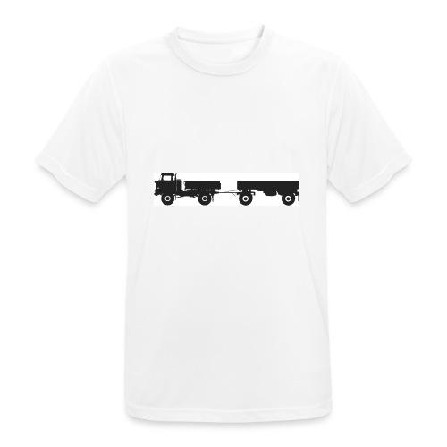 IFA LKW W50 LA 3 SK mit HW80 - Männer T-Shirt atmungsaktiv