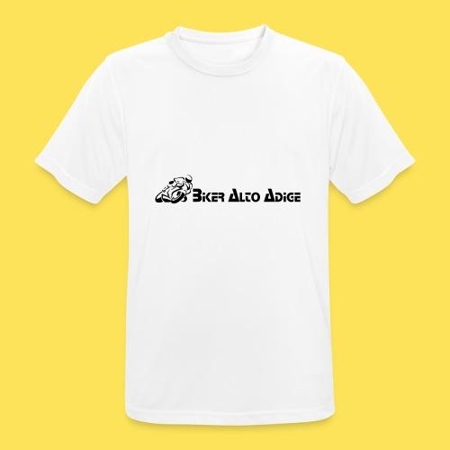 Logo - Maglietta da uomo traspirante
