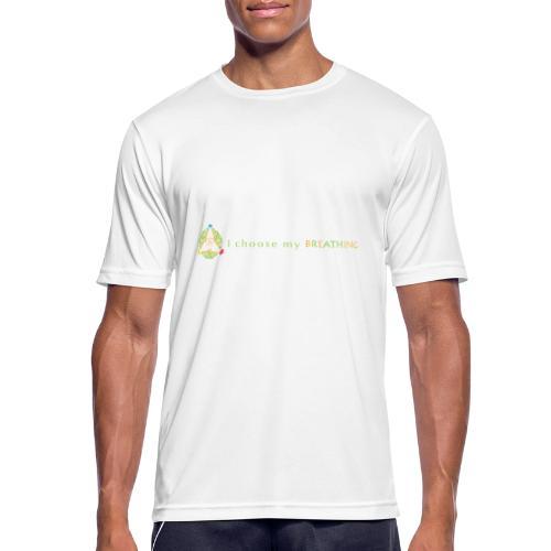 I choose my breathing V2 - T-shirt respirant Homme