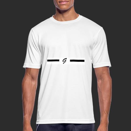 GAZIANDGAIN KOL ONE - Männer T-Shirt atmungsaktiv