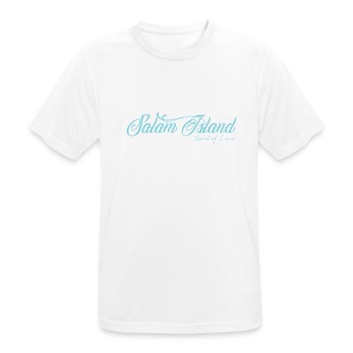 Salam Island calli bleu - T-shirt respirant Homme
