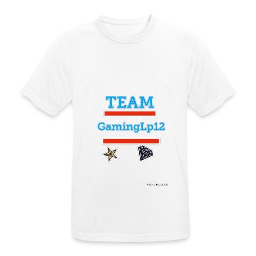 Team GamingLp12 Shirt - Männer T-Shirt atmungsaktiv