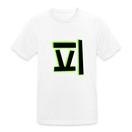 gr--nare_swezo - Andningsaktiv T-shirt herr
