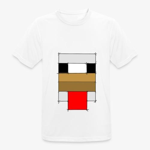 I LOVE YOU Cot Cot - T-shirt respirant Homme