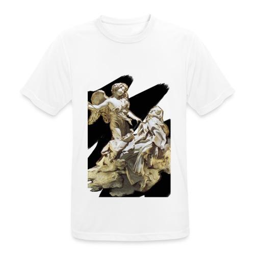 Éxtasis de Santa teresa - Camiseta hombre transpirable
