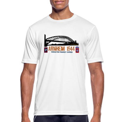 Opération Marché-Jardin: Arnhem - T-shirt respirant Homme