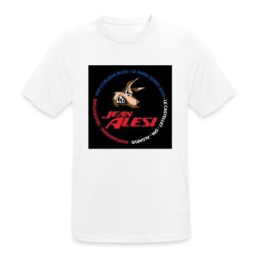 fanclubnoir - T-shirt respirant Homme
