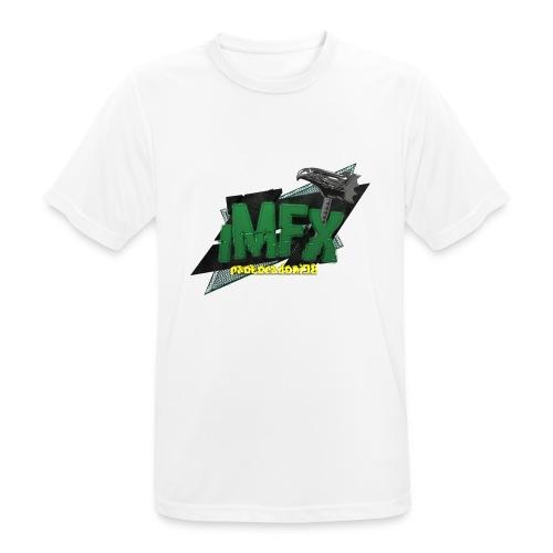 [iMfx] paolocadoni98 - Maglietta da uomo traspirante