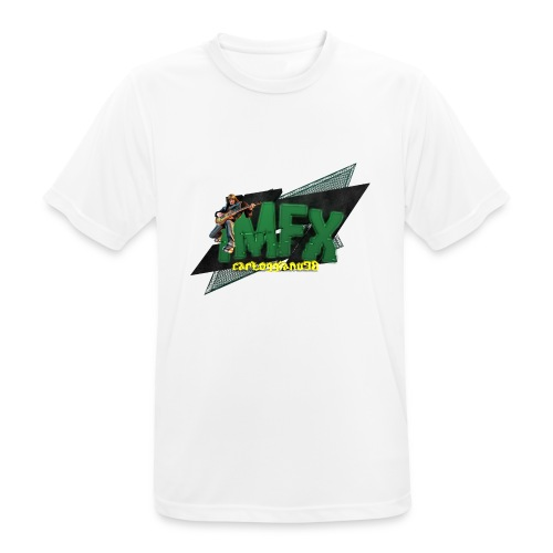 [iMfx] carloggianu98 - Maglietta da uomo traspirante