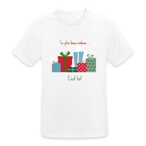 Le plus beau cadeau - T-shirt respirant Homme