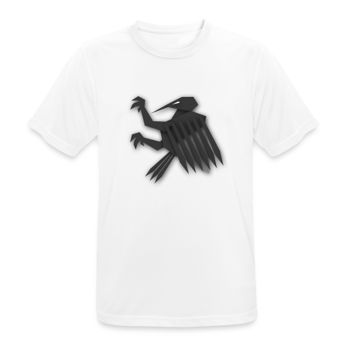 Nörthstat Group ™ Black Alaeagle - Men's Breathable T-Shirt