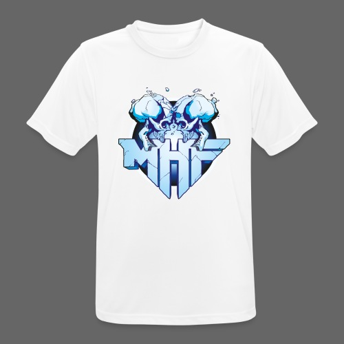MHF New Logo - Men's Breathable T-Shirt