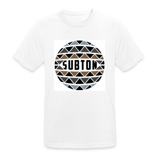 wereldbol_subton2-jpg - Men's Breathable T-Shirt