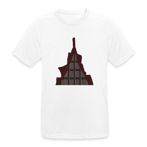 Vraiment, tablette de chocolat ! - T-shirt respirant Homme