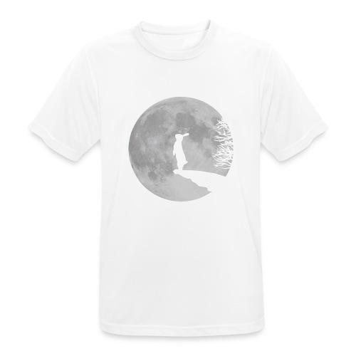 rabbit_wolf-png - Men's Breathable T-Shirt