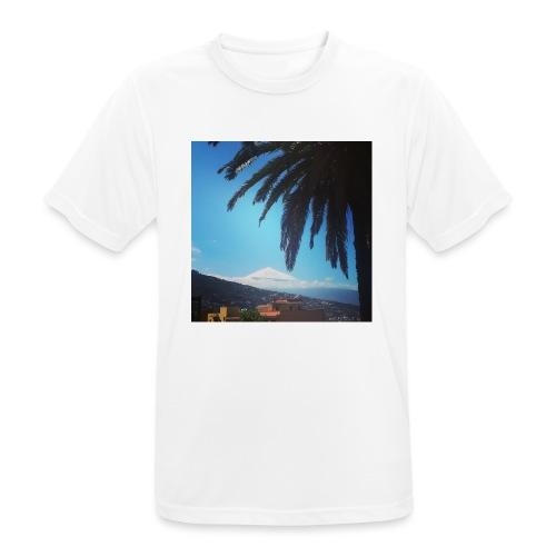 Islas Tenerife - Maglietta da uomo traspirante