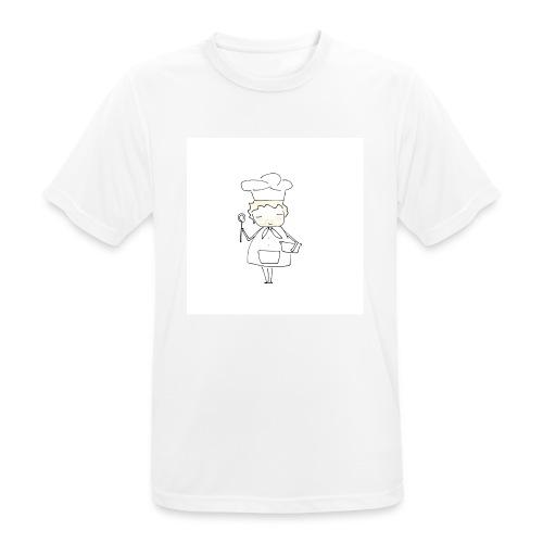 Maglietta 1 - Maglietta da uomo traspirante