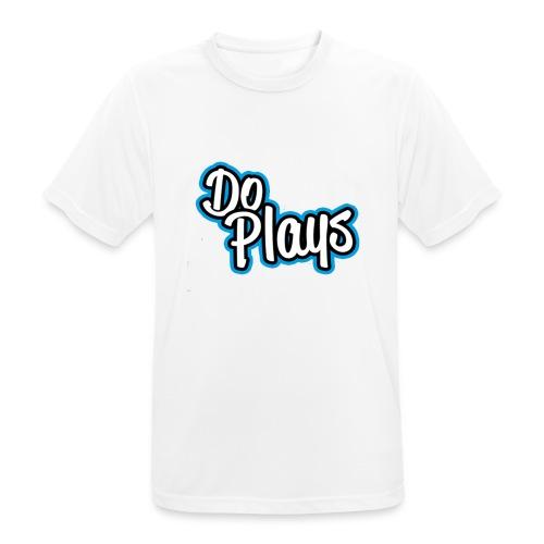 Muismat   Doplays - mannen T-shirt ademend