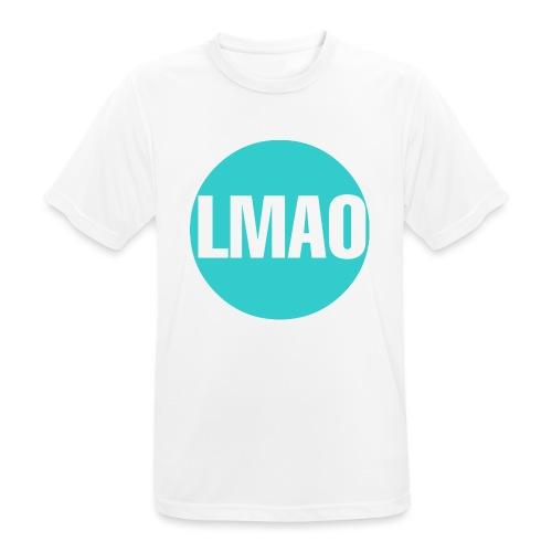 Camiseta Lmao - Camiseta hombre transpirable