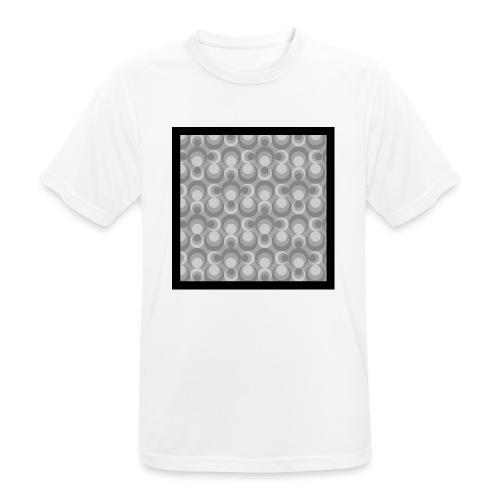70th telly T-shirt V-Ausschnitt - Männer T-Shirt atmungsaktiv