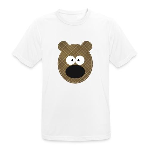 Little Bear - Maglietta da uomo traspirante
