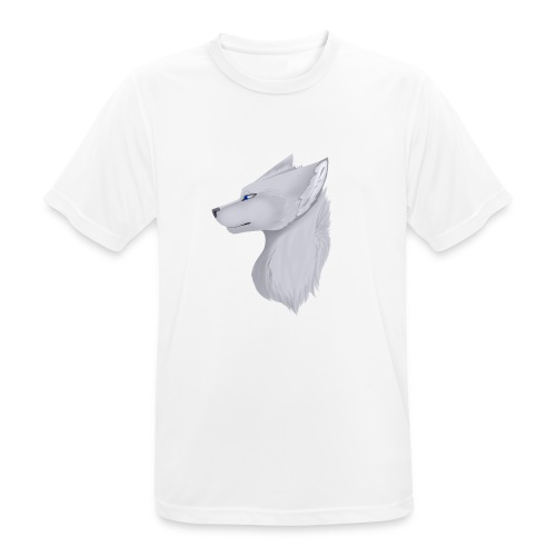 Wolf Skin - Men's Breathable T-Shirt