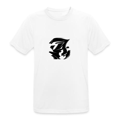 Abraham A - Männer T-Shirt atmungsaktiv