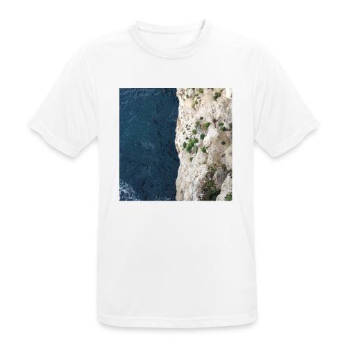 Half and Half Polignano - Maglietta da uomo traspirante