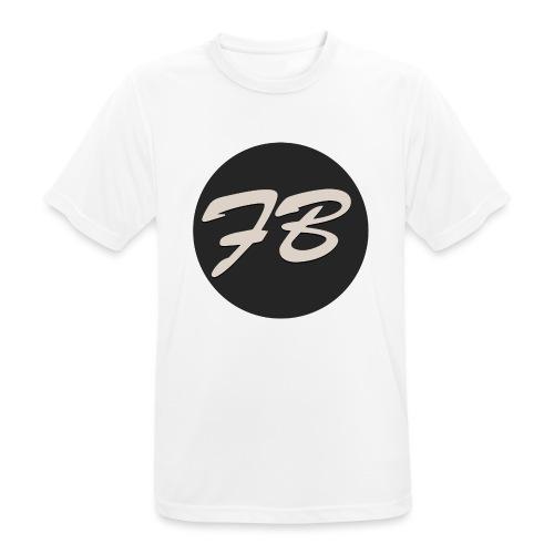TSHIRT-INSTAGRAM-LOGO-KAAL - Mannen T-shirt ademend