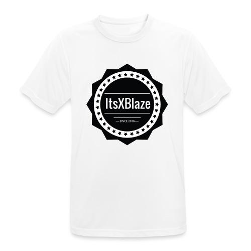 ItsXBlaze Logo 2 SnapBack Cap - Mannen T-shirt ademend
