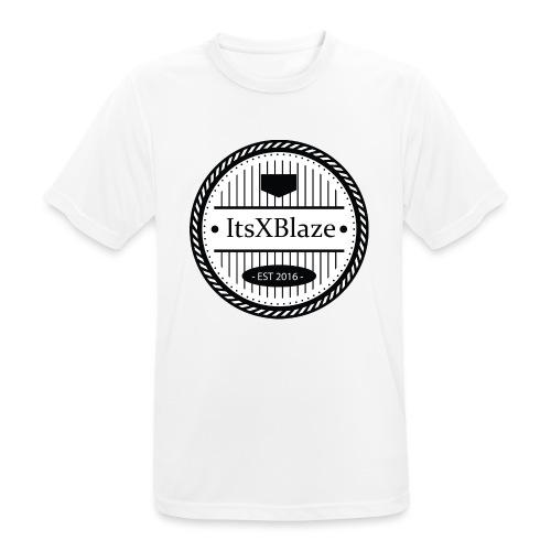 ItsXBlaze Logo 3 Hoodie - Mannen T-shirt ademend