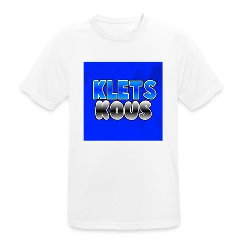 Kletskous Muismat - Mannen T-shirt ademend actief
