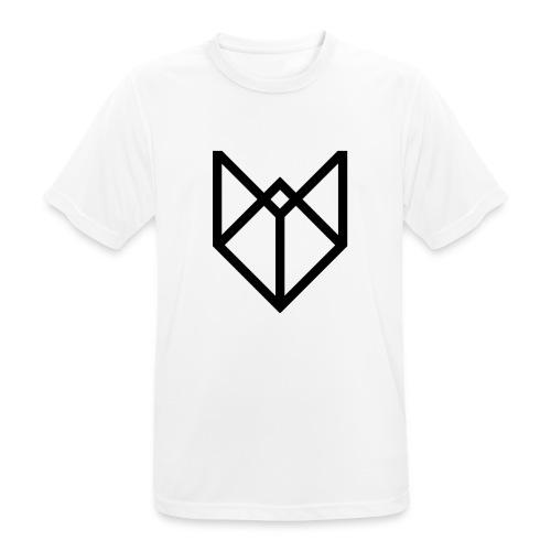big black pw - Mannen T-shirt ademend