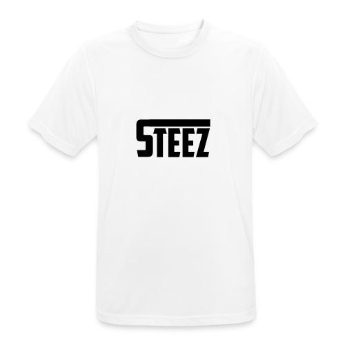 steez tshirt name - mannen T-shirt ademend