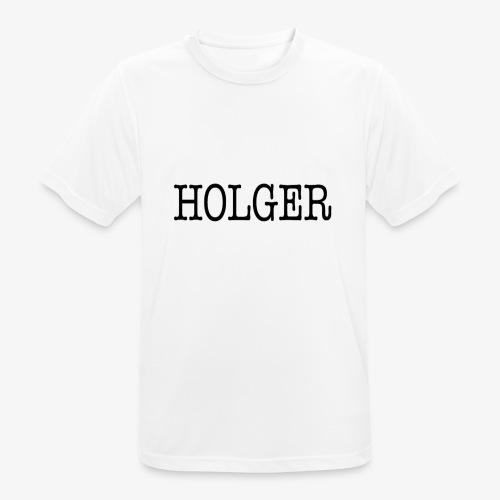 Holger Snapback Cap - Herre T-shirt svedtransporterende