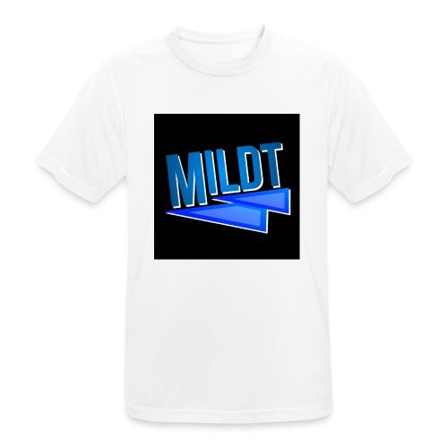 MILDT Muismat - Mannen T-shirt ademend