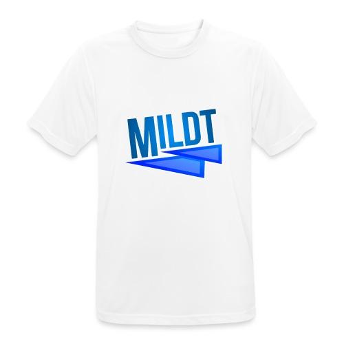 MILDT Mok - Mannen T-shirt ademend