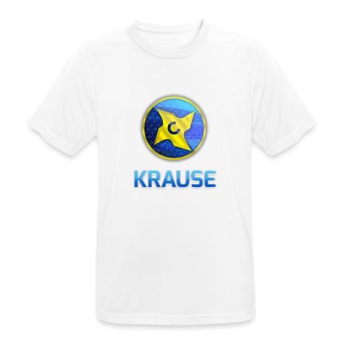 Krause shirt - Herre T-shirt svedtransporterende